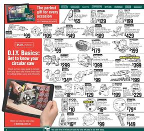 Bunnings Catalogue Hardware Sale March 2019