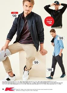 36e476171a Kmart Catalogue Men s Clothing 14 Mar - 3 Apr 2019