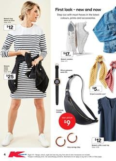6e0b37f5b6e 2 weeks of savings on casual wear with Kmart Catalogue. Irresistible prices  of dresses