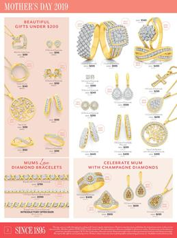Angus And Coote Catalogue Jewellery Watch Diamond And Gold