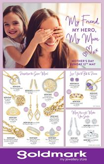 Goldmark Catalogue Mothers Day Gifts 15 Apr 12 May 2019