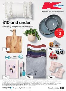 Kmart Catalogue Low Prices 24 Apr 15 May 2019