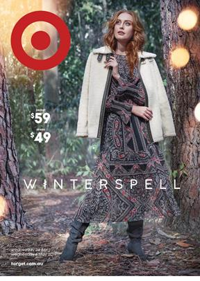 cc65f239e6 Winterspell catalogue of Target offers knitwear for ladies. Browse pg 2-3  for crew-neck knit