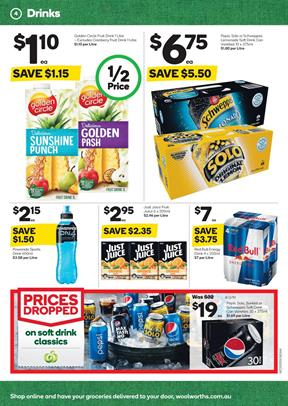 Kleurplaten Zack En Quack.Woolworths Catalogue 8 14 May 2019 Grocery Half Prices
