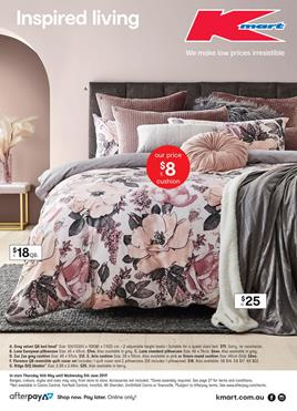kmart catalogue bedroom sale 16 may - 5 jun 2019