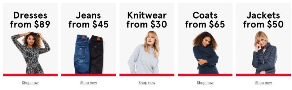 c5087a59e3d Myer Catalogue is a convenient tool to shop for ladies casual wear in  winter. I believe you will find something suitable for your taste.