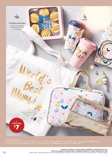 d270212eb4 Target Catalogue offers a great range of mugs and handbags on pg 26-27. You  should see the Australian delicious biscuits. Mother s Day gift set is an  easy ...