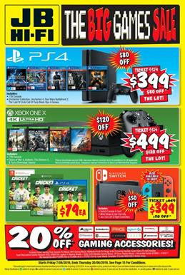 206c50236e8 The reason JB Hi-Fi created a Big Game sale catalogue for 7 - 20 Jun is  probably the same reason of PlayStation's Days of Play deal.