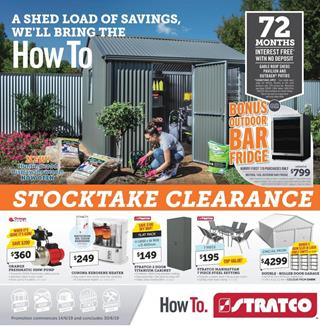 Stratco Catalogue | Gardening Products, DIY Tools, New Prices