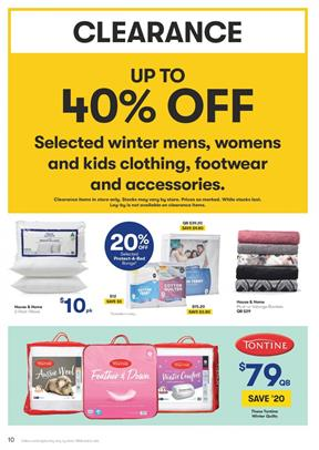 Big W Catalogue 5 - 19 Sep 2019 | Clothing, Electronics