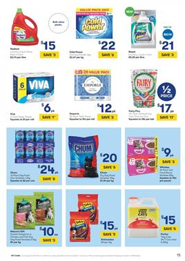 99a879993ea Buy cleaning products at Big W. Like many department stores Big W Catalogue  offers pet supplies and cleaning supplies at lowered prices this week.