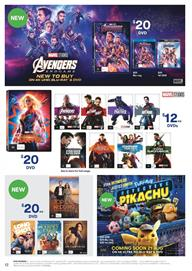 Big W DVDs Avengers Endgame 15 Aug - 1 Sep 2019