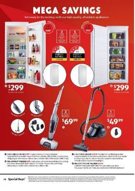 ALDI Home Appliances 30 November 2019