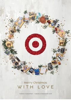 Target Christmas Catalogue