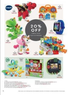 Target Catalogue Fisher-Price Toys 28 Nov - 11 Dec 2019