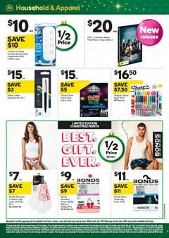 Woolworths Catalogue Christmas Gifts 11 - 17 Dec 2019