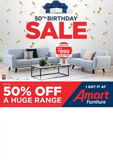 Amart Catalogue Sofa Sale Feb 2020