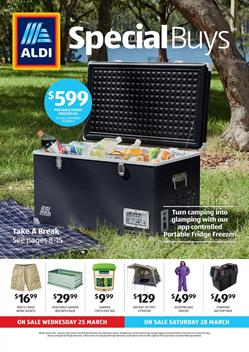 ALDI Catalogue Work Wear 25 Mar 2020