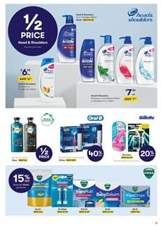 Big W Half-Price Personal Care Sale 14 - 27 May 2020