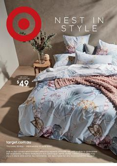 Target Catalogue Bedroom 28 May - 10 Jun 2020
