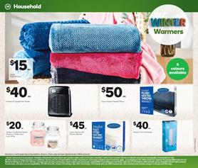 Woolworths Catalogue Home Products 27 May - 2 Jun 2020