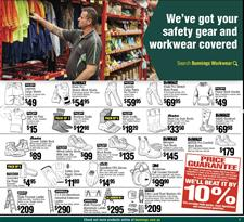 Bunnings Workwear Deals EOFY