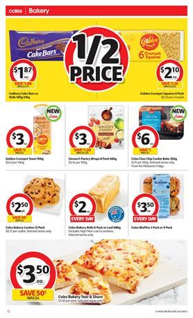 Coles Catalogue Grocery 3 - 9 Jun 2020