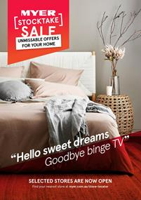 Myer Catalogue Kitchen Sale 28 May - 12 Jul 2020