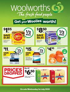 Woolworths Catalogue Grocery 1 - 7 Jul 2020 | New Deals