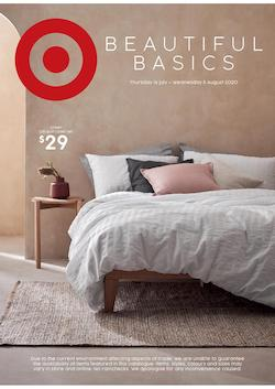Target Catalogue Bedroom Sale August 2020
