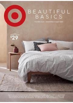 Target Catalogue Bedroom Sale July 2020
