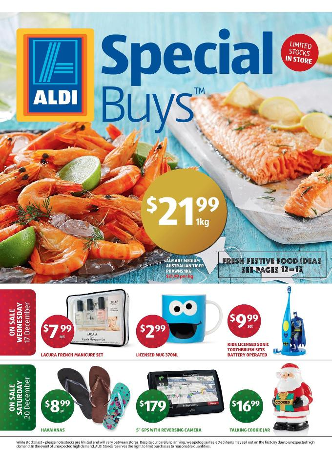 aldi catalogue christmas gifts december 2014