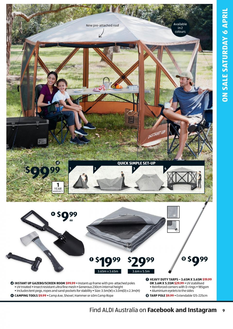aldi catalogue special buys week 14 2019