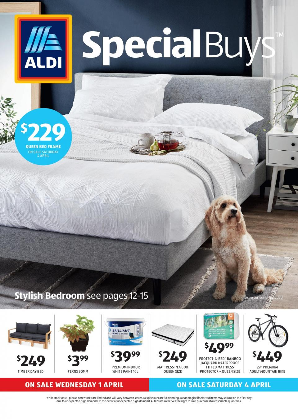 aldi catalogue special buys week 14 2020