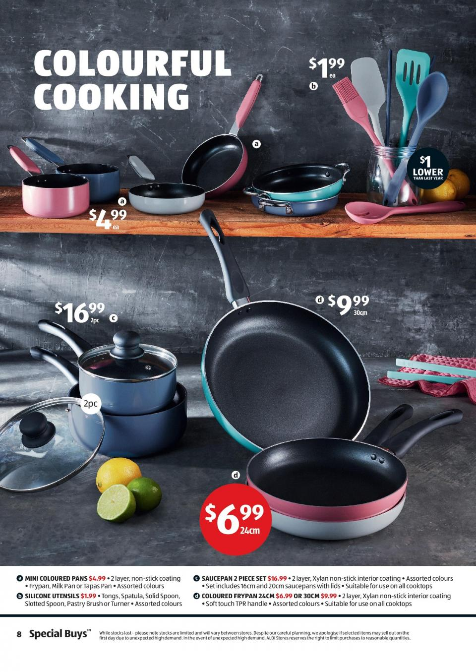 aldi catalogue special buys week 15 2019
