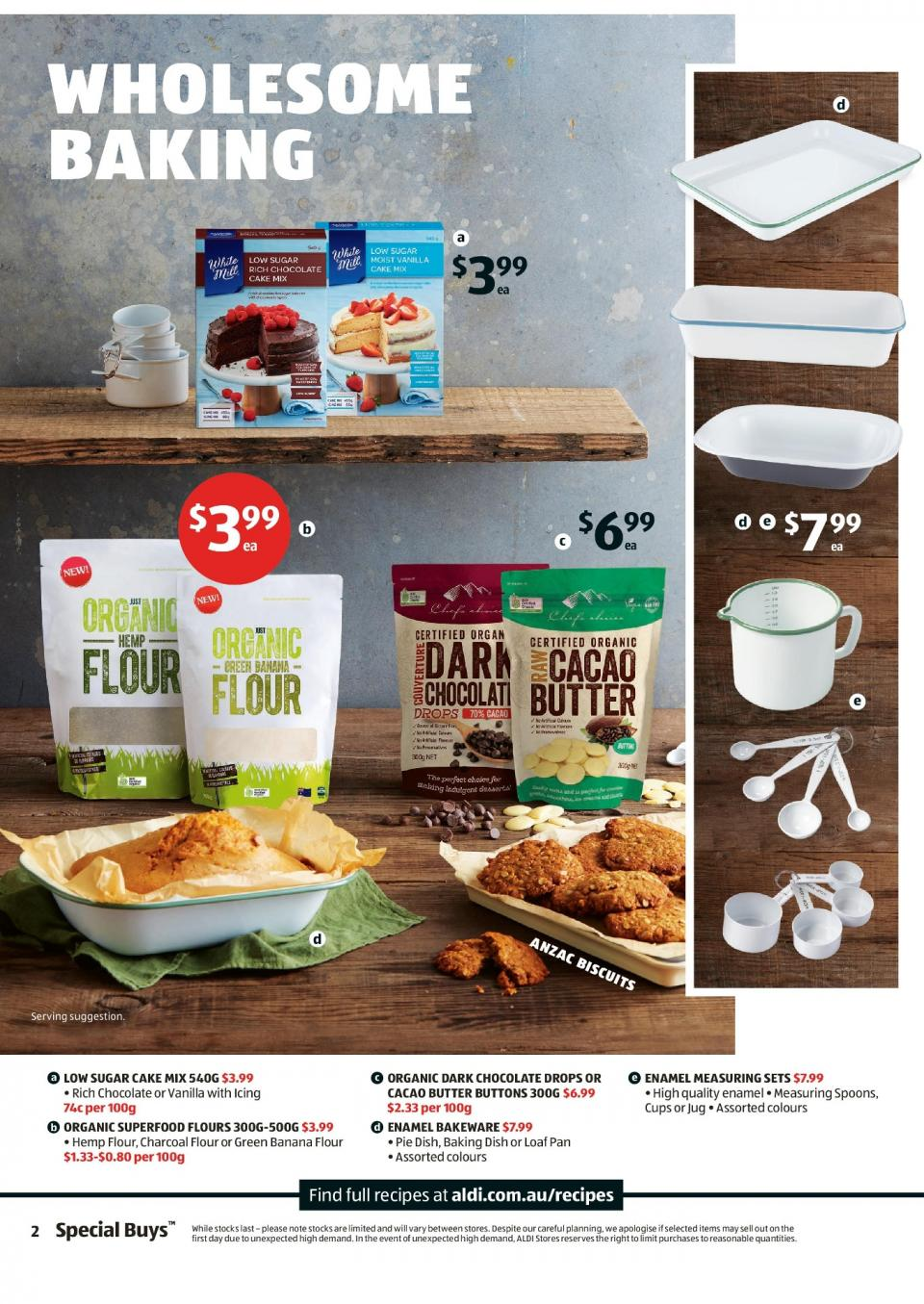 aldi catalogue special buys week 16 2019