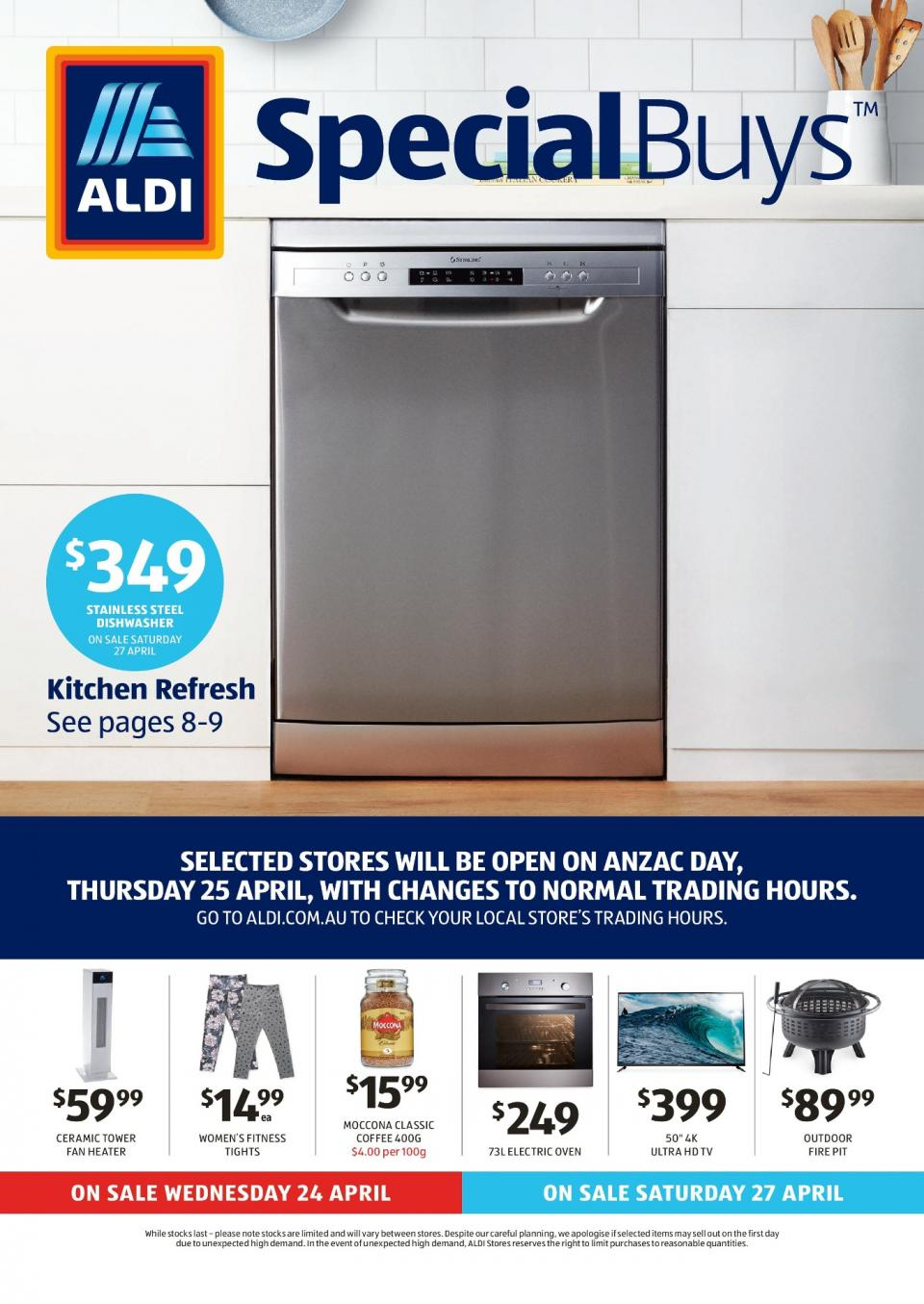 aldi catalogue special buys week 17 2019