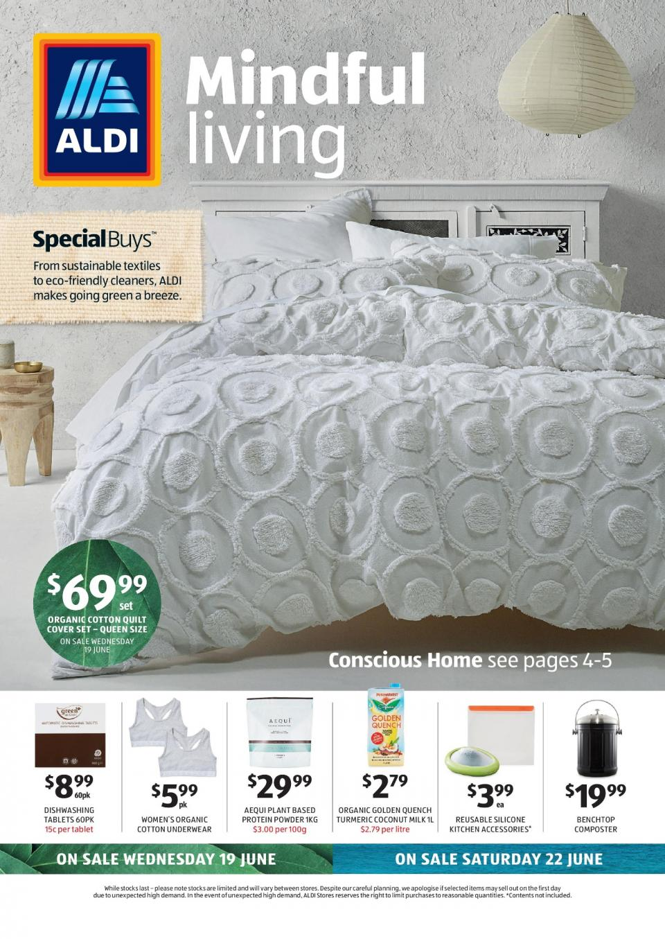 aldi catalogue special buys week 25 2019