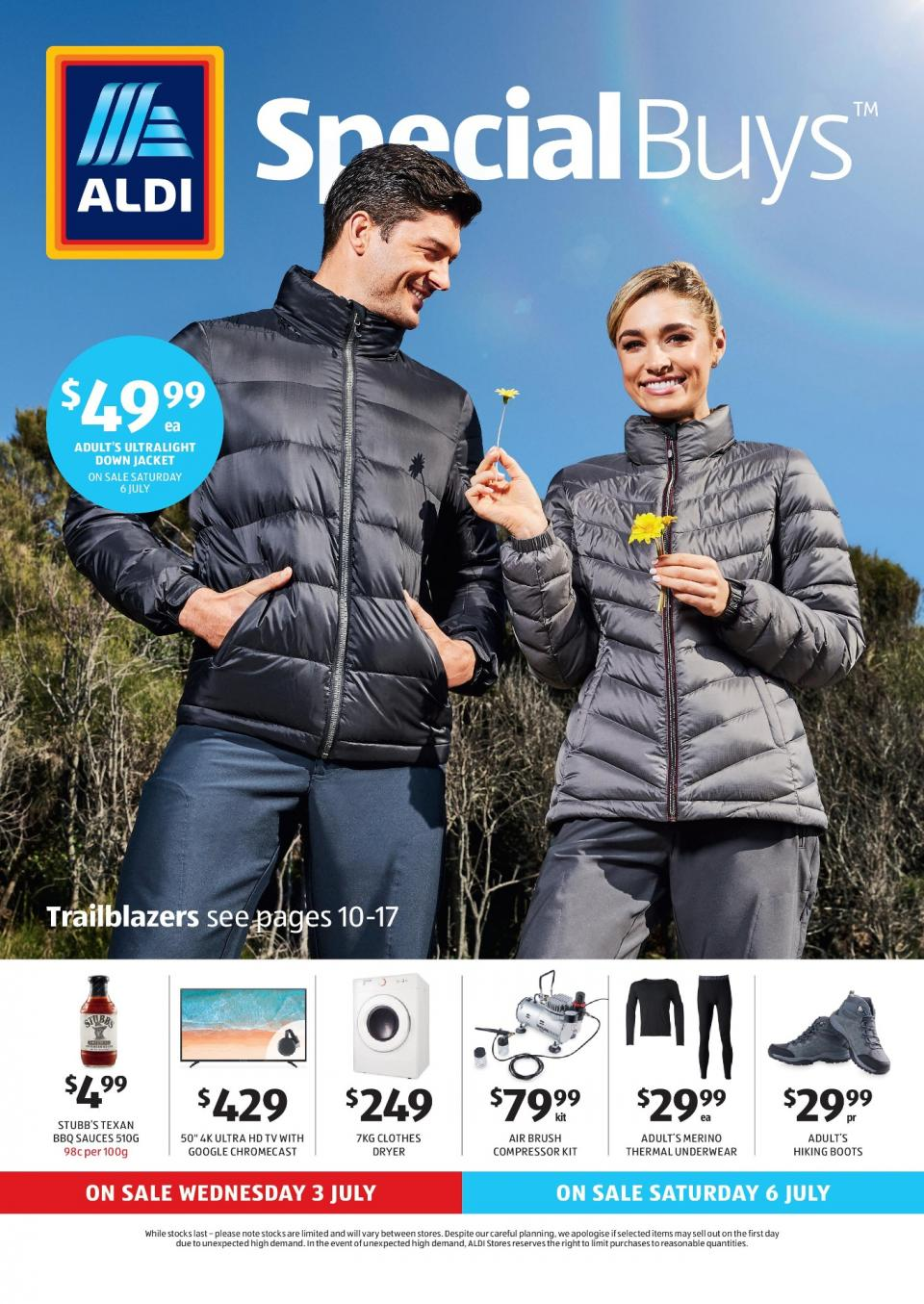 aldi catalogue special buys week 27 2019