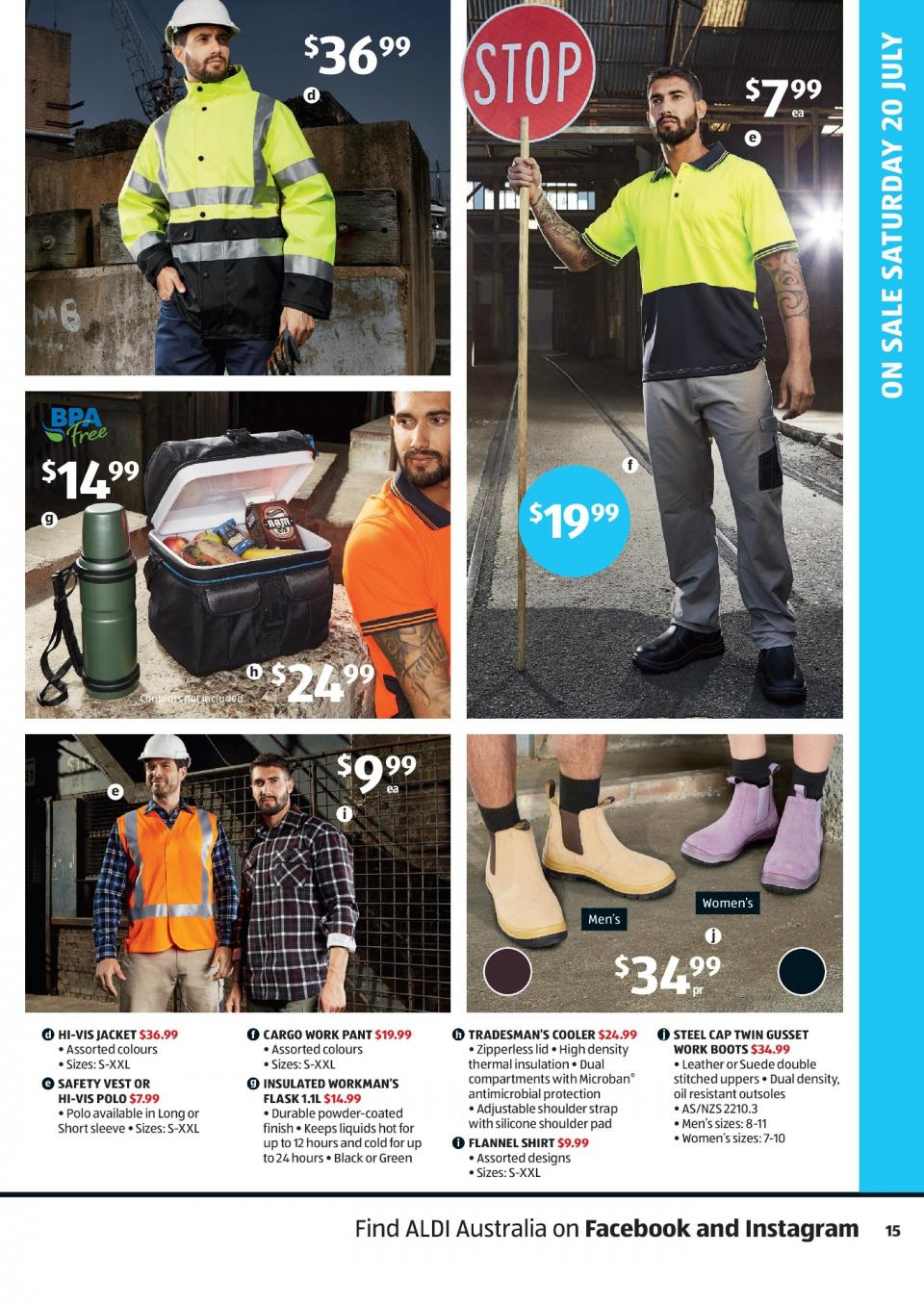aldi catalogue special buys week 29 2019