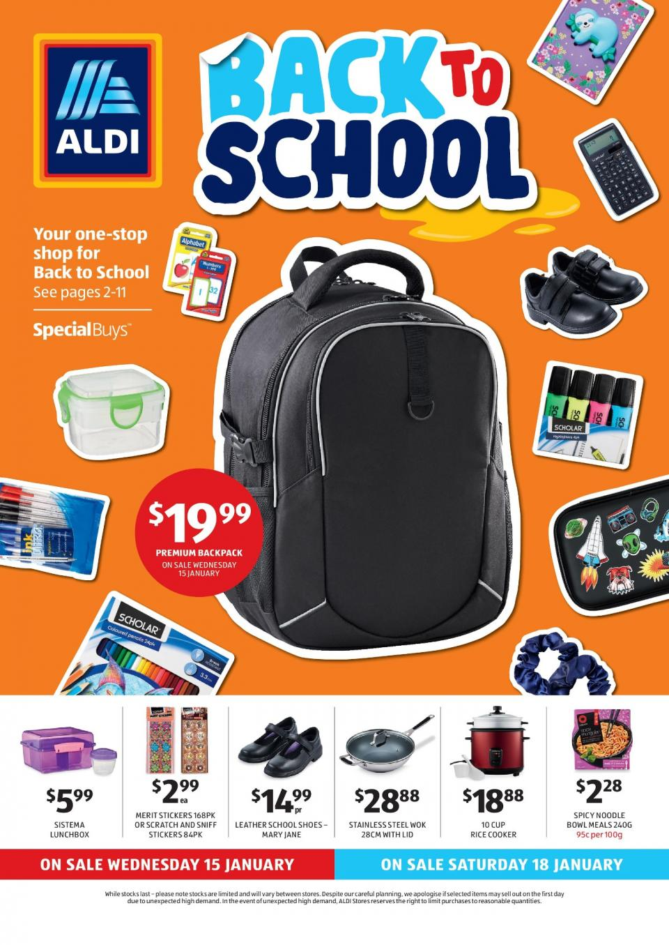 aldi catalogue special buys week 3 2020