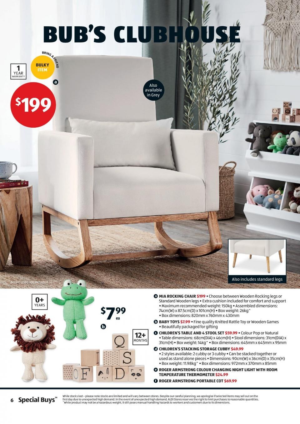 aldi catalogue special buys week 30 2019