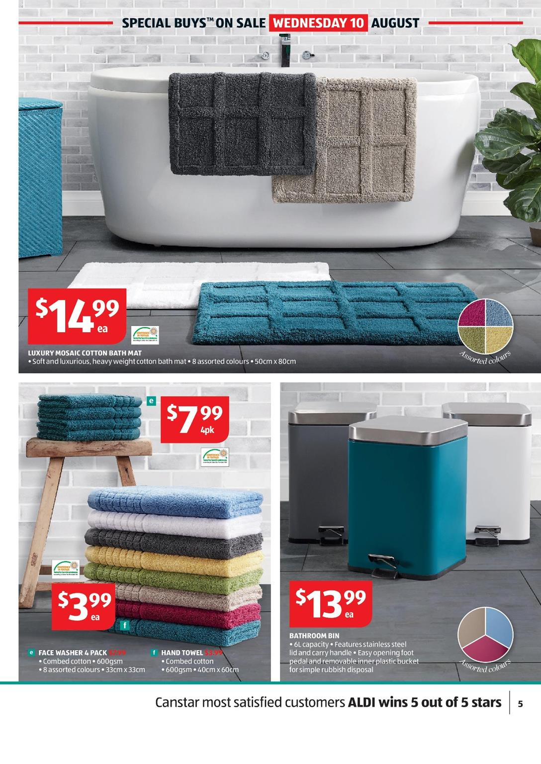 aldi catalogue special buys week 32 2016