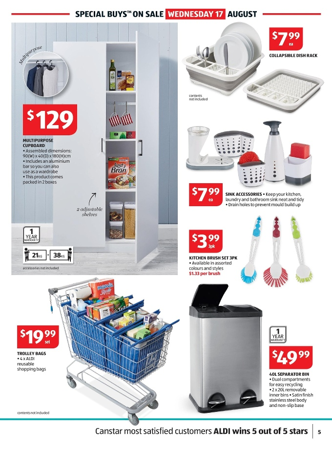 aldi catalogue special buys week 33 2016