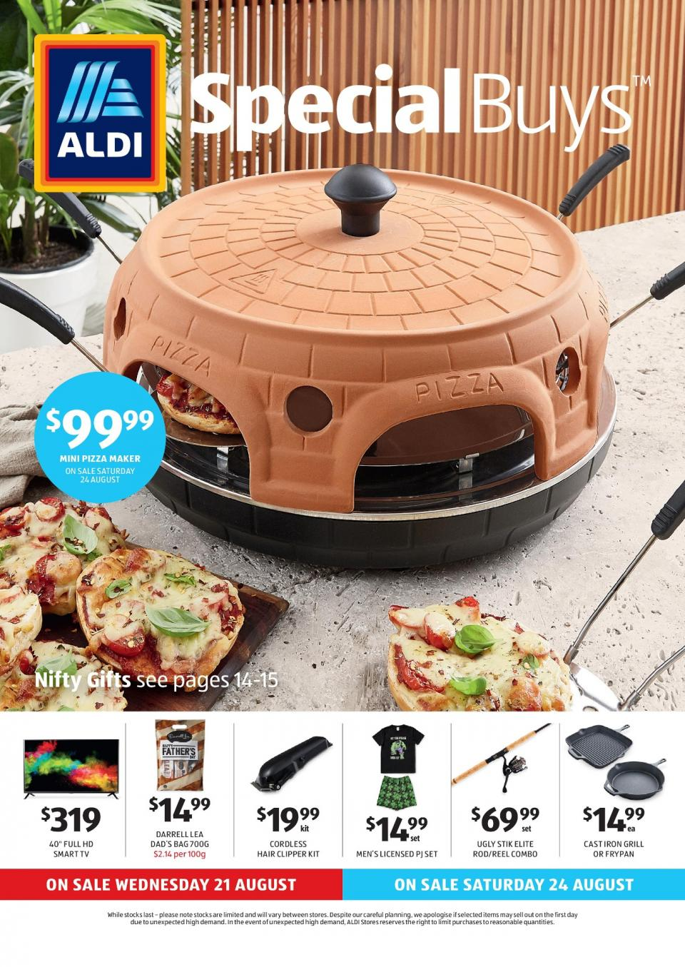 aldi catalogue special buys week 34 2019