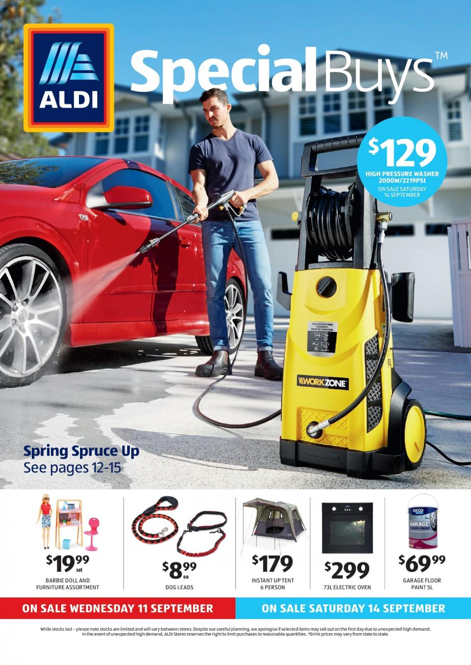 aldi catalogue special buys week 37 2019