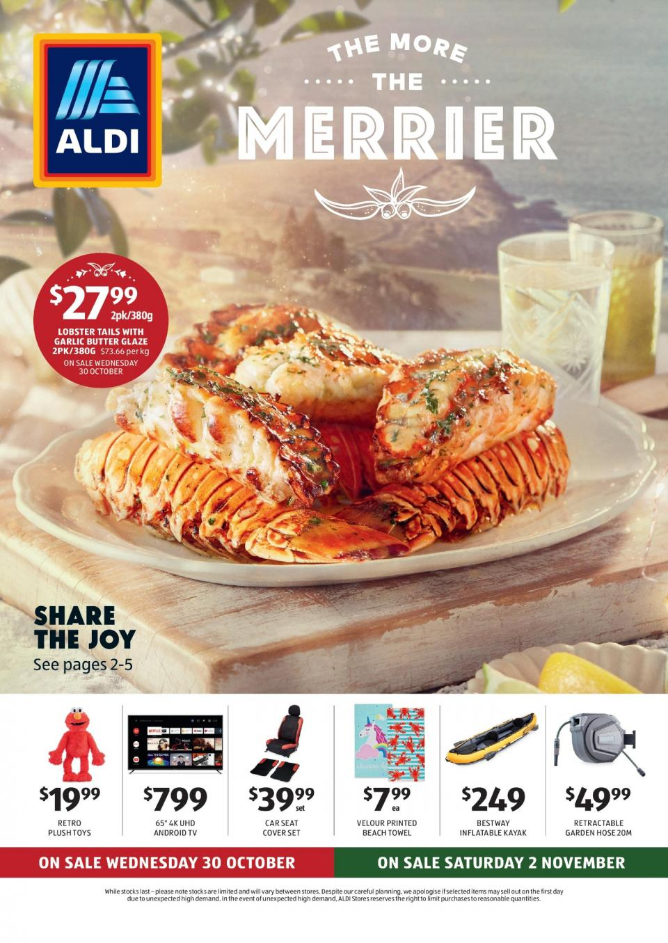 aldi catalogue special buys week 44 2019. Black Bedroom Furniture Sets. Home Design Ideas