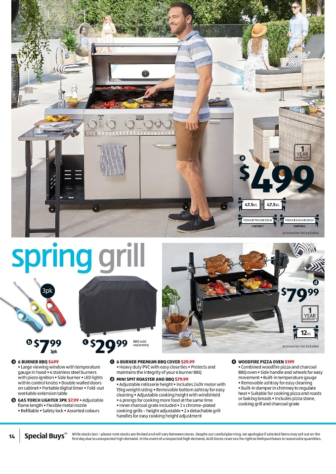 Aldi special buys week 39 2017 page 14 for Aldi gardening tools 2015
