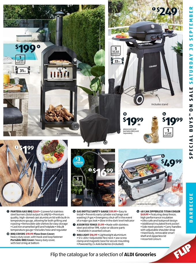 Aldi special buys week 39 2017 page 15 for Aldi gardening tools 2015