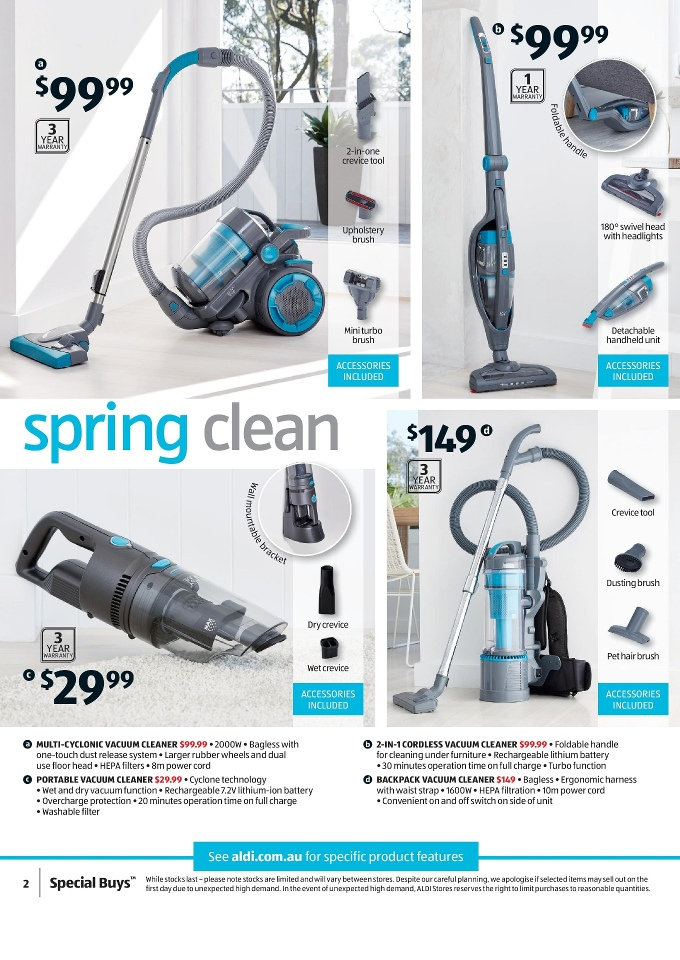 Aldi special buys week 39 2017 page 2 for Aldi gardening tools 2015